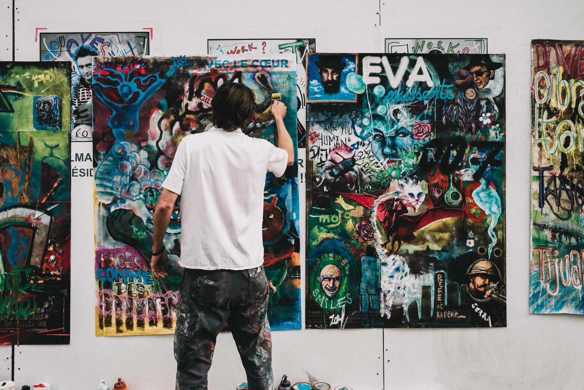 El Artista y los vicios de su mercado